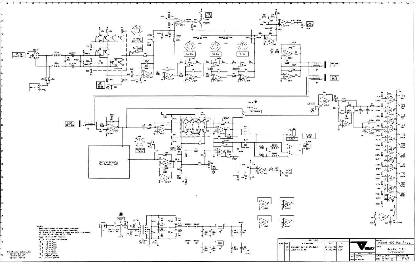 valley 400 mic processor schematic Cryogenic Processor Schematics Processor Schematic #10
